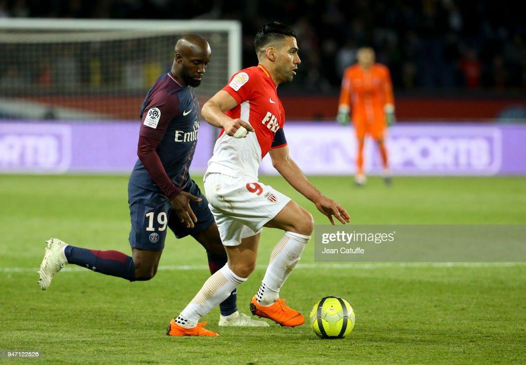 Paris Saint Germain v AS Monaco - Ligue 1 : News Photo