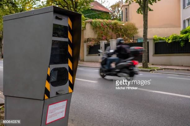 Radar de vitesse et deux roues