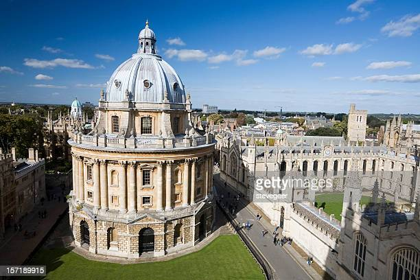 Radcliffe Camera from above