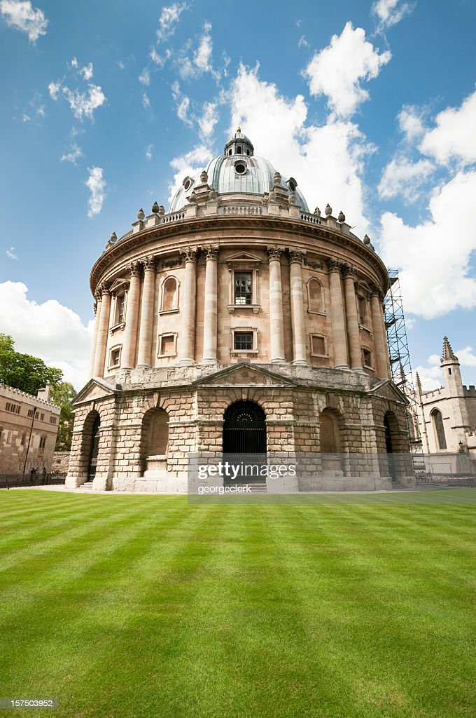 Radcliffe Camera in Oxford, England : Stock Photo