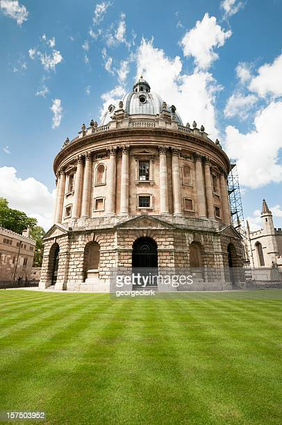 radcliffe camera in oxford, england - oxford england stock pictures, royalty-free photos & images