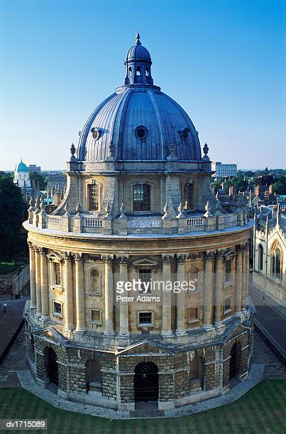 Radcliffe Camera, Oxford, England, UK