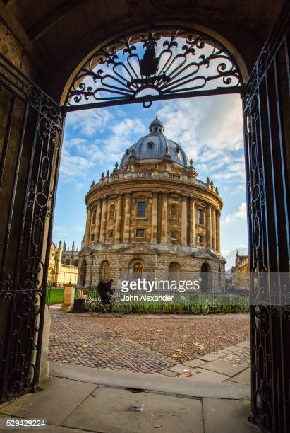 Radcliffe camera, Oxford, Oxfordshire, Uk