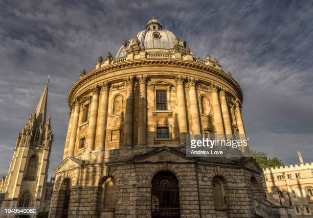 radcliffe camera, oxford - oxford university stock pictures, royalty-free photos & images