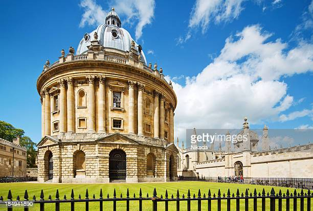 radcliffe camera, oxford - oxford england stock pictures, royalty-free photos & images