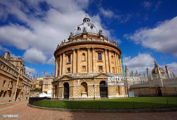 radcliffe camera - oxford university stock pictures, royalty-free photos & images