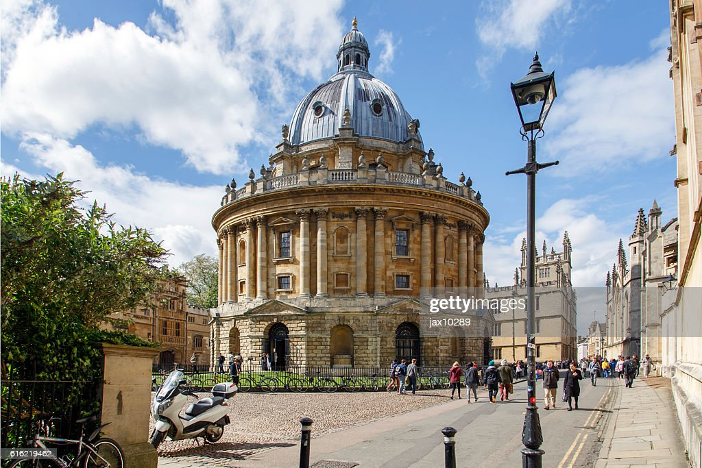 Radcliffe Camera : Stock Photo