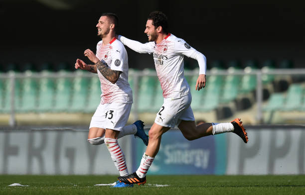ITA: Hellas Verona FC  v AC Milan - Serie A