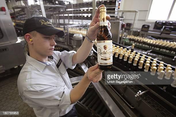 Radeberger brewery