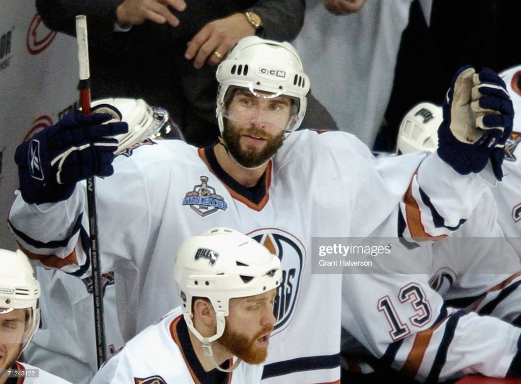 Edmonton Oilers v Carolina Hurricanes: Game 7 : News Photo