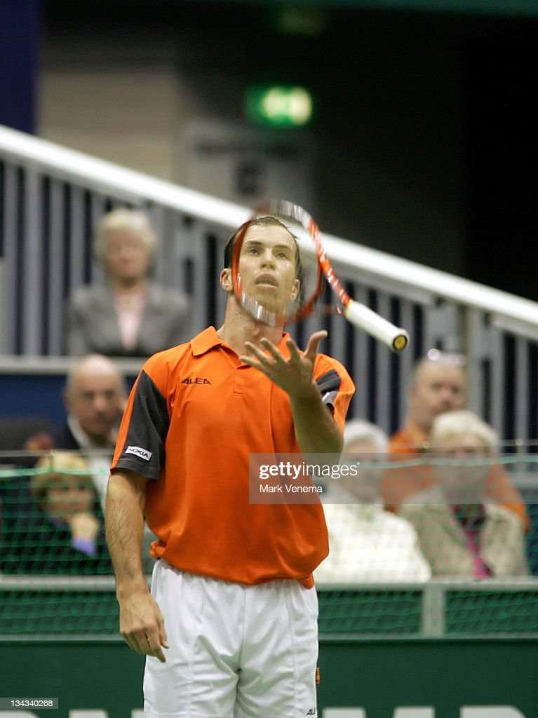 ATP Tour - 2006 ABN AMRO World Tennis Tournament - Semifinals - Radek Stepanek