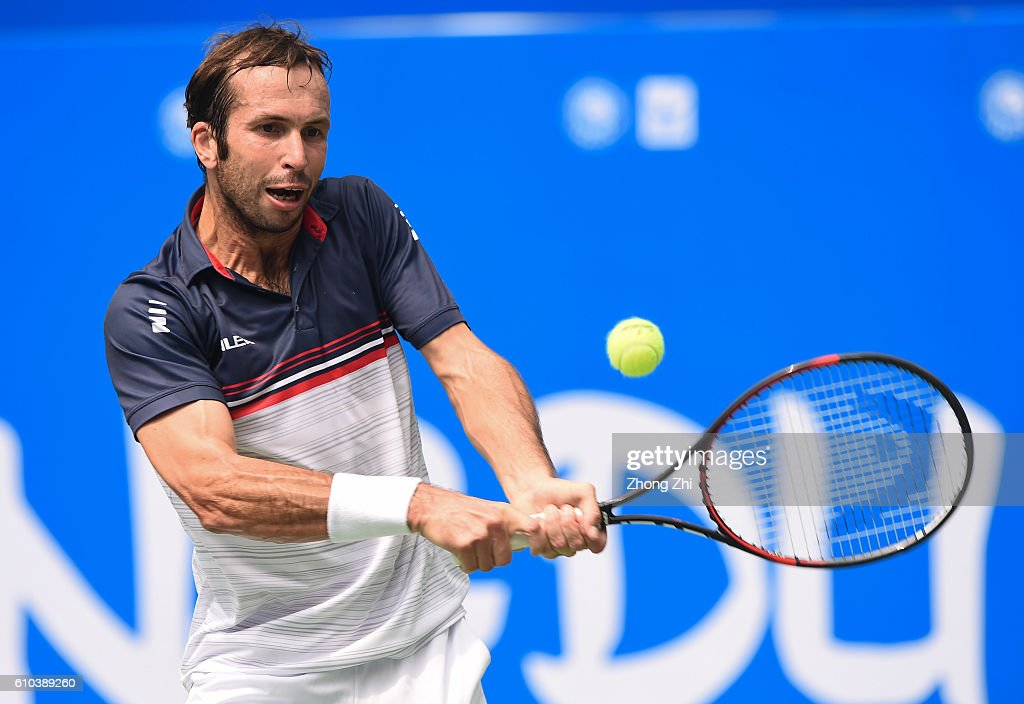 ATP Chengdu Open 2016 - Qualification : News Photo