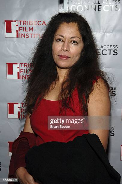 Radha Bharadwaj attends the TAA Closing Night Party during the 5th Annual Tribeca Film Festival May 4, 2006 in New York City.