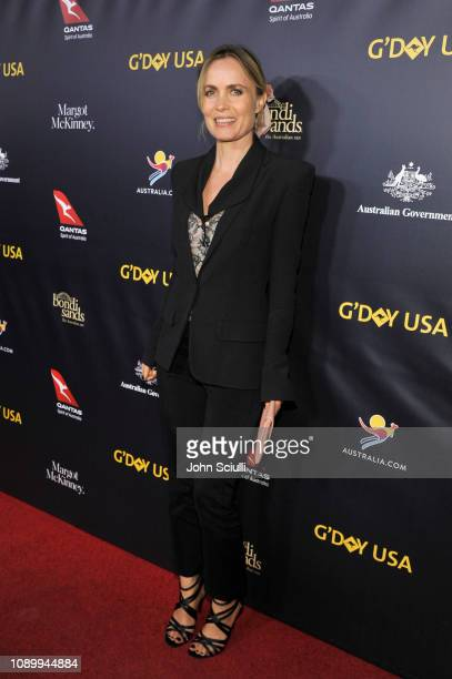 Radha Mitchell attends the 2019 G'Day USA Gala at 3LABS on January 26 2019 in Culver City California