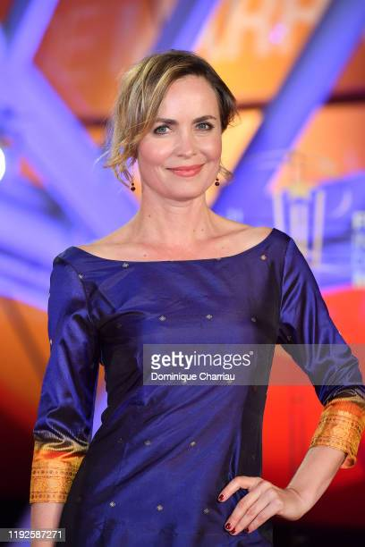 Radha Mitchell attends the closing ceremony during the 18th Marrakech International Film Festival on December 07 2019 in Marrakech Morocco