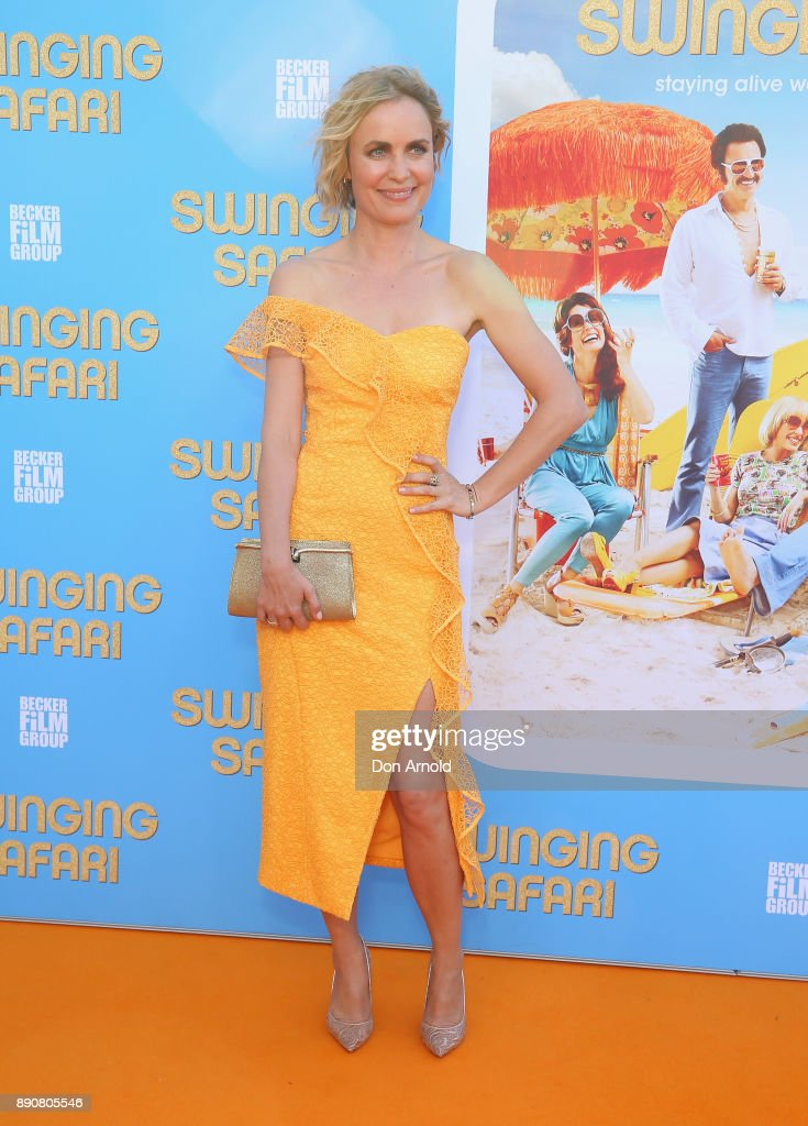 Swinging safari midi