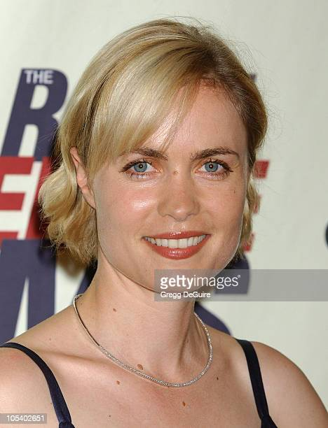 Radha Mitchell during 11th Annual Race To Erase MS Gala Arrivals at The Westin Century Plaza Hotel in Los Angeles California United States