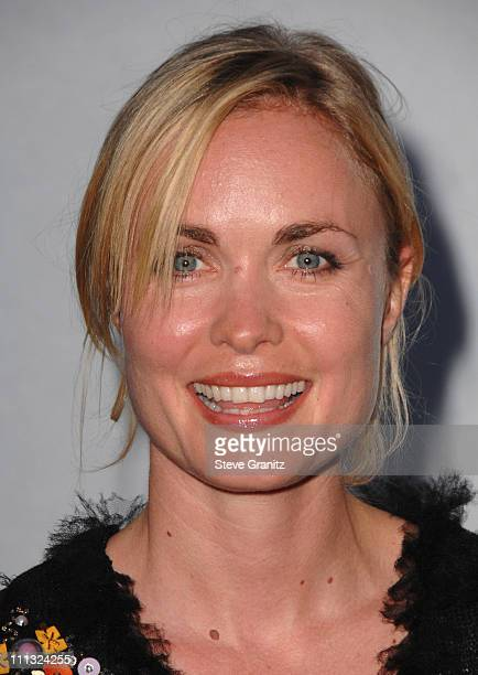 Radha Mitchell during 2007/2008 Chanel Cruise Show Presented by Karl Lagerfeld at Hangar 8 Santa Monica Airport in Santa Monica California United...