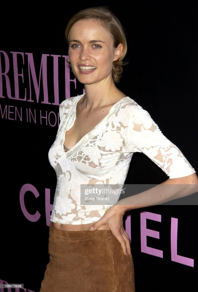 """9th Annual Premiere Magazine """"Women In Hollywood"""" Luncheon : News Photo"""