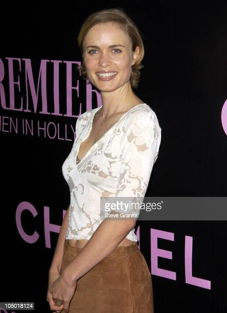 Radha Mitchell during 9th Annual Premiere Magazine Women In Hollywood Luncheon at The Four Seasons Hotel in Beverly Hills California United States