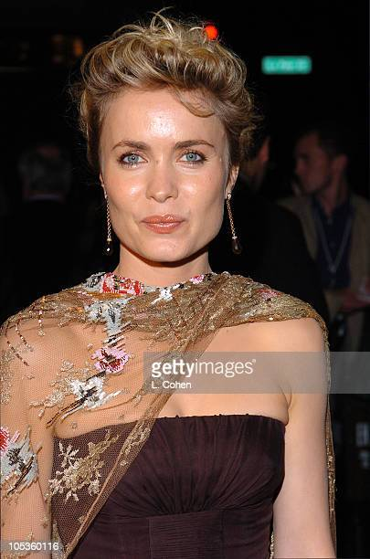 Radha Mitchell during Finding Neverland Los Angeles Premiere Red Carpet at Academy of Motion Picture Arts And Sciences in Los Angeles California...