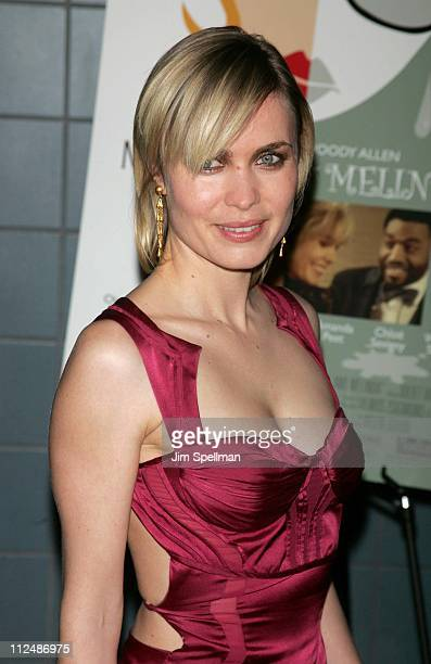 Radha Mitchell during Melinda and Melinda New York City Premiere Outside Arrivals at Chelsea West Theater in New York City New York United States