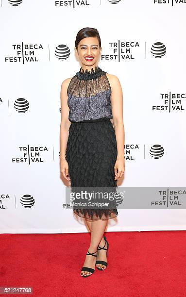 Radhika Apte at Madly Premiere 2016 Tribeca Film Festival at Chelsea Bow Tie Cinemas on April 14 2016 in New York City