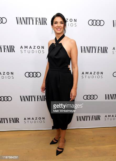 Radhika Jones attends Vanity Fair Amazon Studios and Audi Celebrate The 2020 Awards Season at San Vicente Bungalows on January 04 2020 in West...