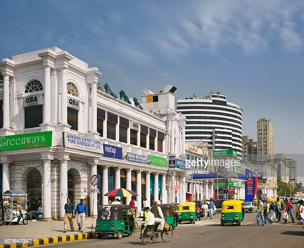Radial Road 1 in Connaught Place