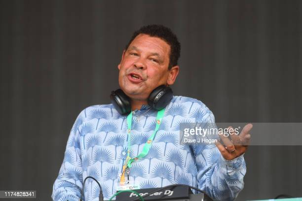 Radio 2 presenter Craig Charles performs on stage during BBC2 Radio Live 2019 at Hyde Park on September 15 2019 in London England