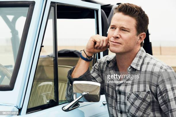 Radio and television host Billy Bush is photographed for People magazine on January 12 2018 in Los Angeles California