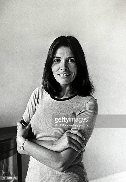 circa 1980 Joan Bakewell born 1933 English radio and TVBroadcaster and writer