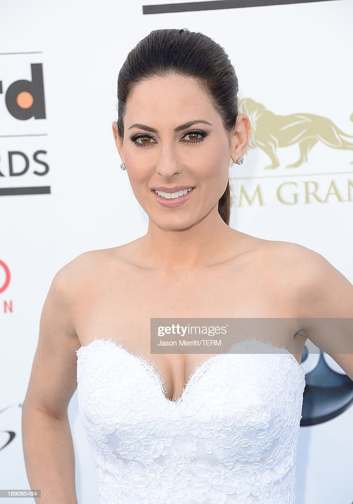 Radio and TV personality Kerri Kasem arrives at the 2013 Billboard Music Awards at the MGM Grand Garden Arena on May 19, 2013 in Las Vegas, Nevada.