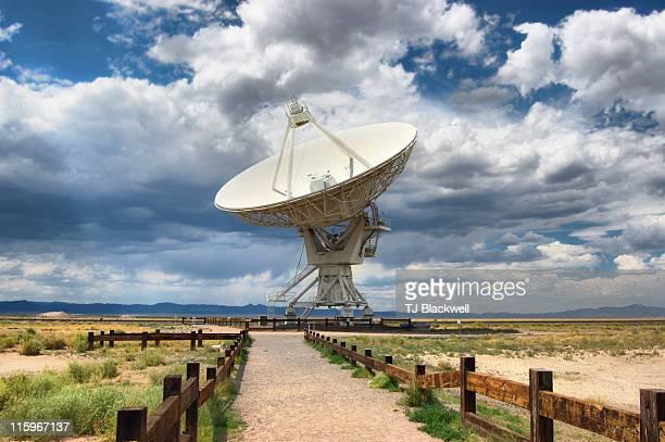 VLA Radio Antenna
