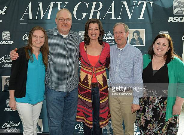 Amy Grant Album Launch Party Stock Pictures Royalty Free Photos