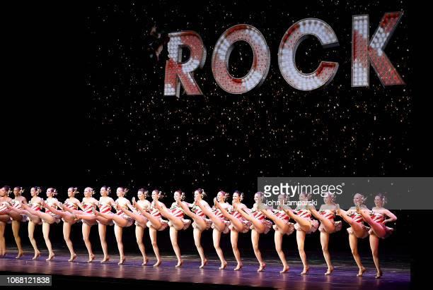 60 Top Radio City Christmas Spectacular Opening Night