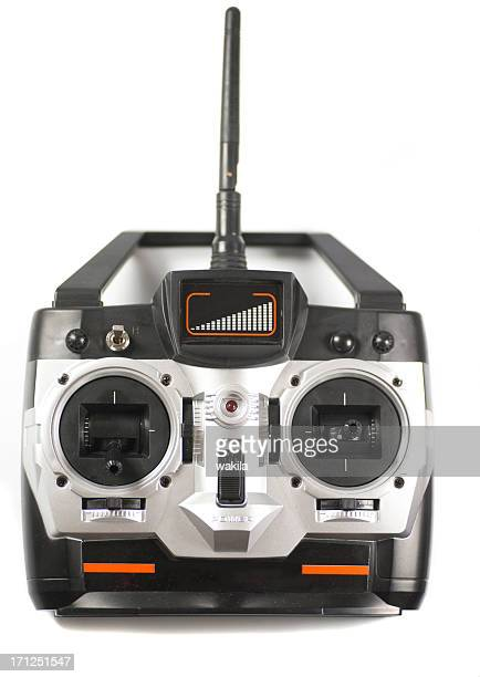 radio controlled handset - fernbdedienung