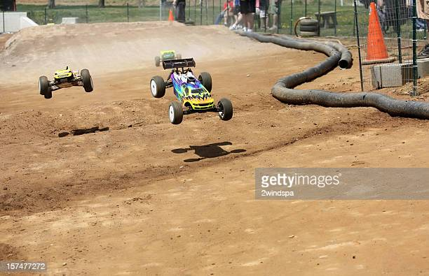 radio controlled off-road car racing - remote controlled stock photos and pictures