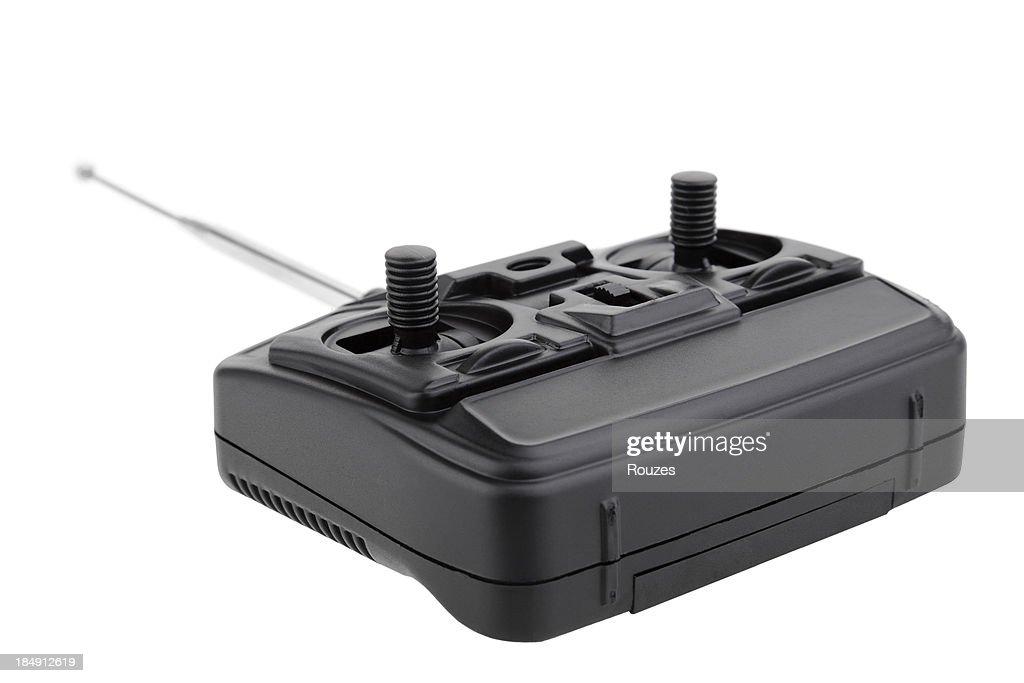 Radio Controller Isolated : Stock Photo