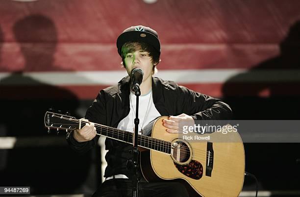 DISNEY DECEMBER 14 2009 Radio Disney's Next Big Thing winner Jasmine Sagginario and Hollywood Records' Allstar Weekend open for worldwide sensation...