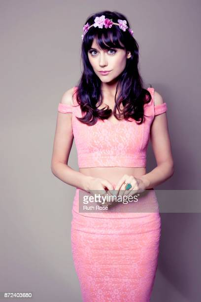 Radio DJ and TV presenter Lilah Parsons is photographed on June 4, 2014 in London, England.