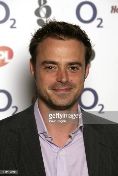 Radio DJ Jamie Theakston attends the O2 Silver Clef Lunch an annual awards honouring songwriting and performance in aid of the NordoffRobbins Music...
