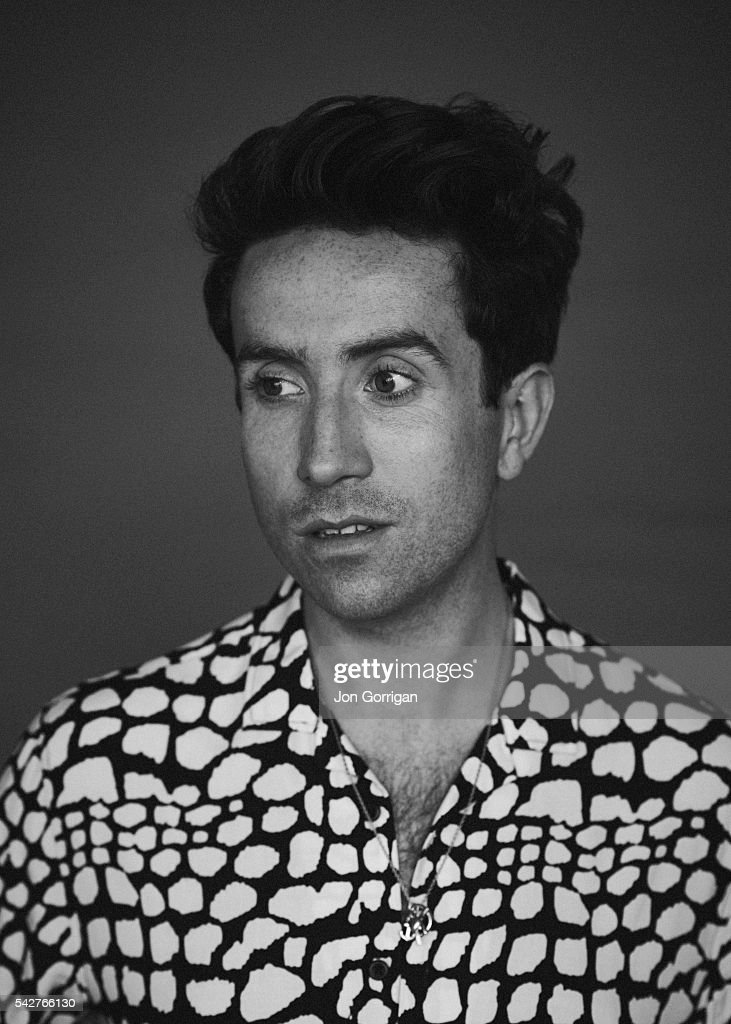 Nick Grimshaw, Guardian UK, September 12, 2015 : News Photo