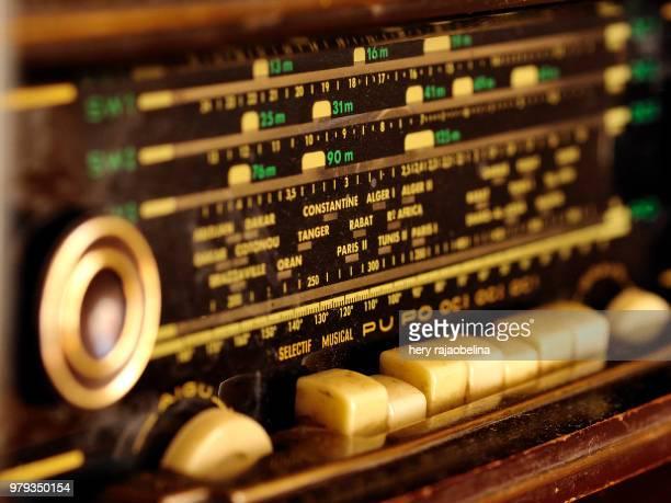radio gaga - global radio studios stock photos and pictures