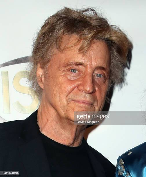 Radio host Shadoe Stevens attends the 9th Annual Indie Series Awards at The Colony Theatre on April 4, 2018 in Burbank, California.