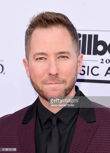 Radio host Ted Stryker attends the 2015 Billboard Music Awards at MGM Grand Garden Arena on May 17 2015 in Las Vegas Nevada