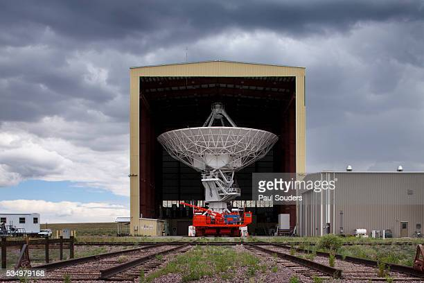 vla radio observatory in new mexico - national radio astronomy observatory stock pictures, royalty-free photos & images