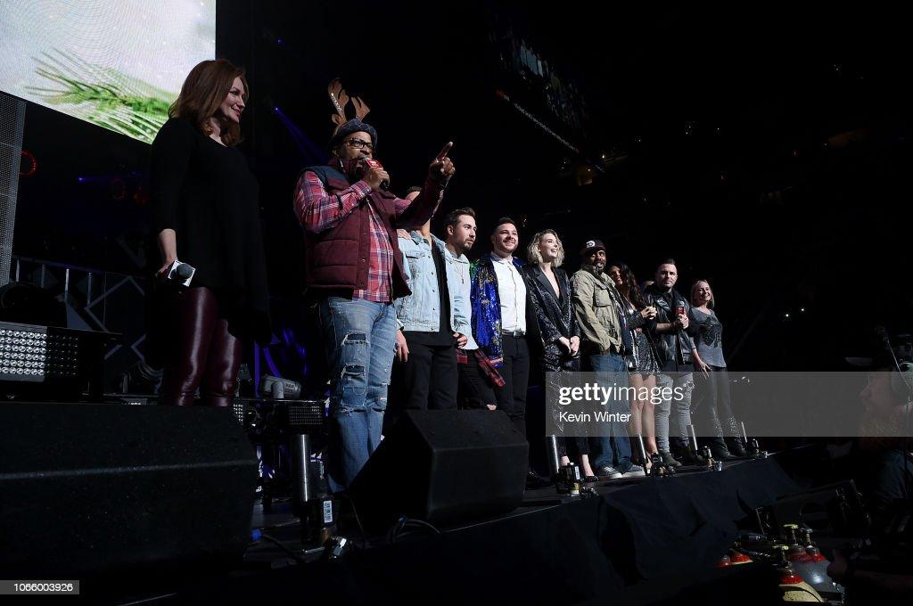 106.1 KISS FM's Jingle Ball 2018 - Show : News Photo