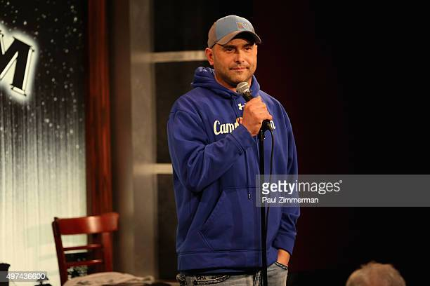 Radio personality and event host Craig Carton speaks onstage during the 10th Annual Laugh For Sight NYC AllStar Comedy Benefit at Gotham Comedy Club...