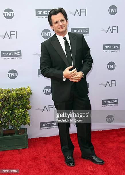 Radio Personality Ben Mankiewicz arrives at the American Film Institute's 44th Life Achievement Award Gala Tribute to John Williams at Dolby Theatre...
